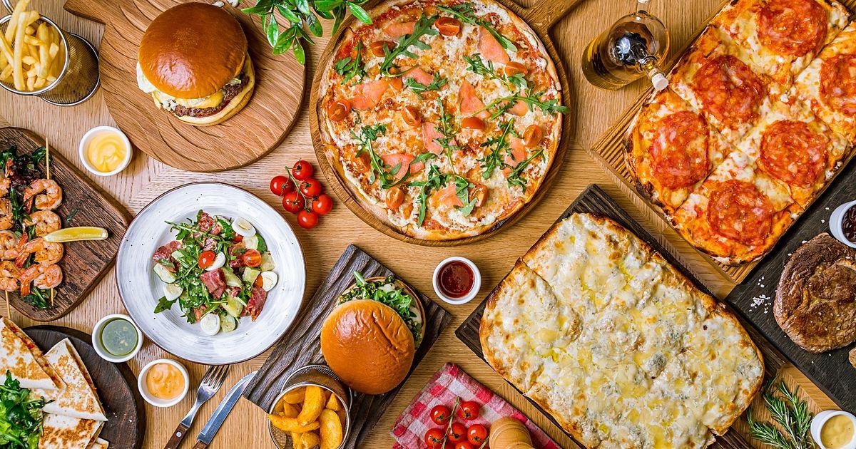 Пиццерия на Садовой