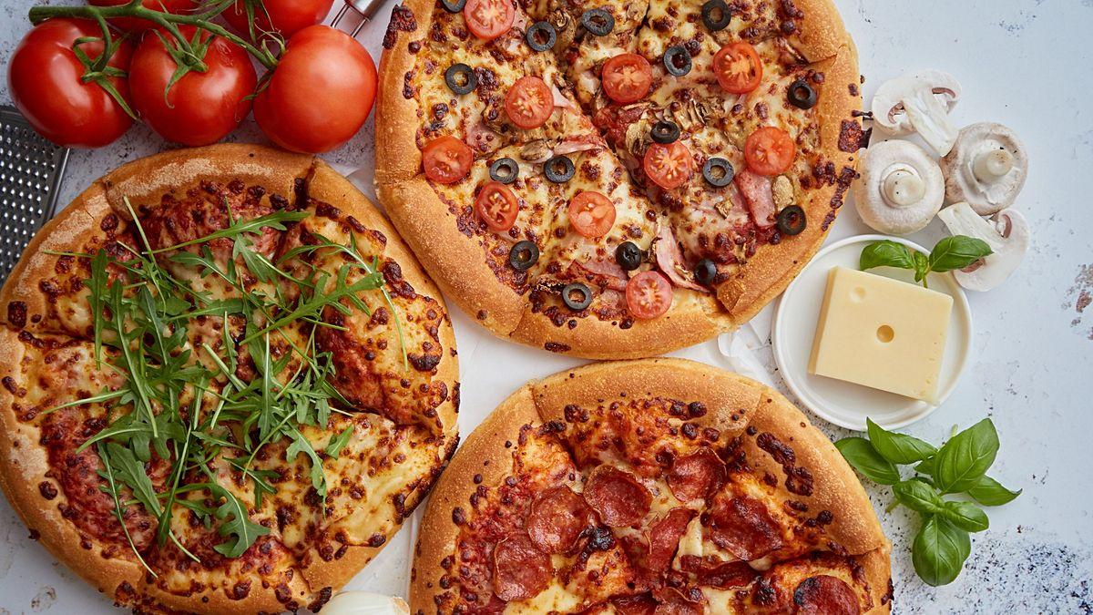 Папа Pizza