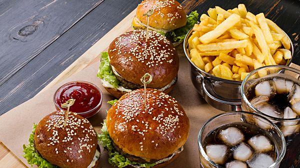 Салют Burgers