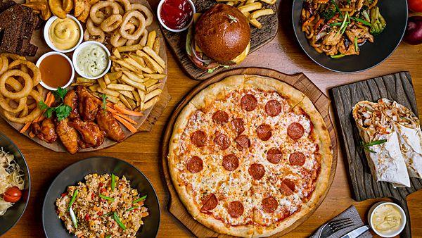 Пиццета & Шаурмита
