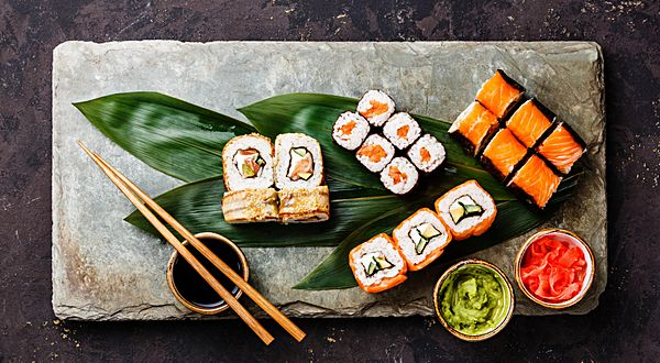 Sushi Top