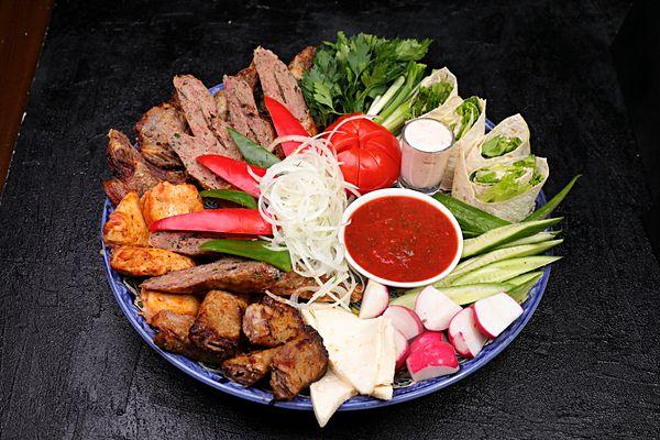 NAVAT - дом восточной кухни