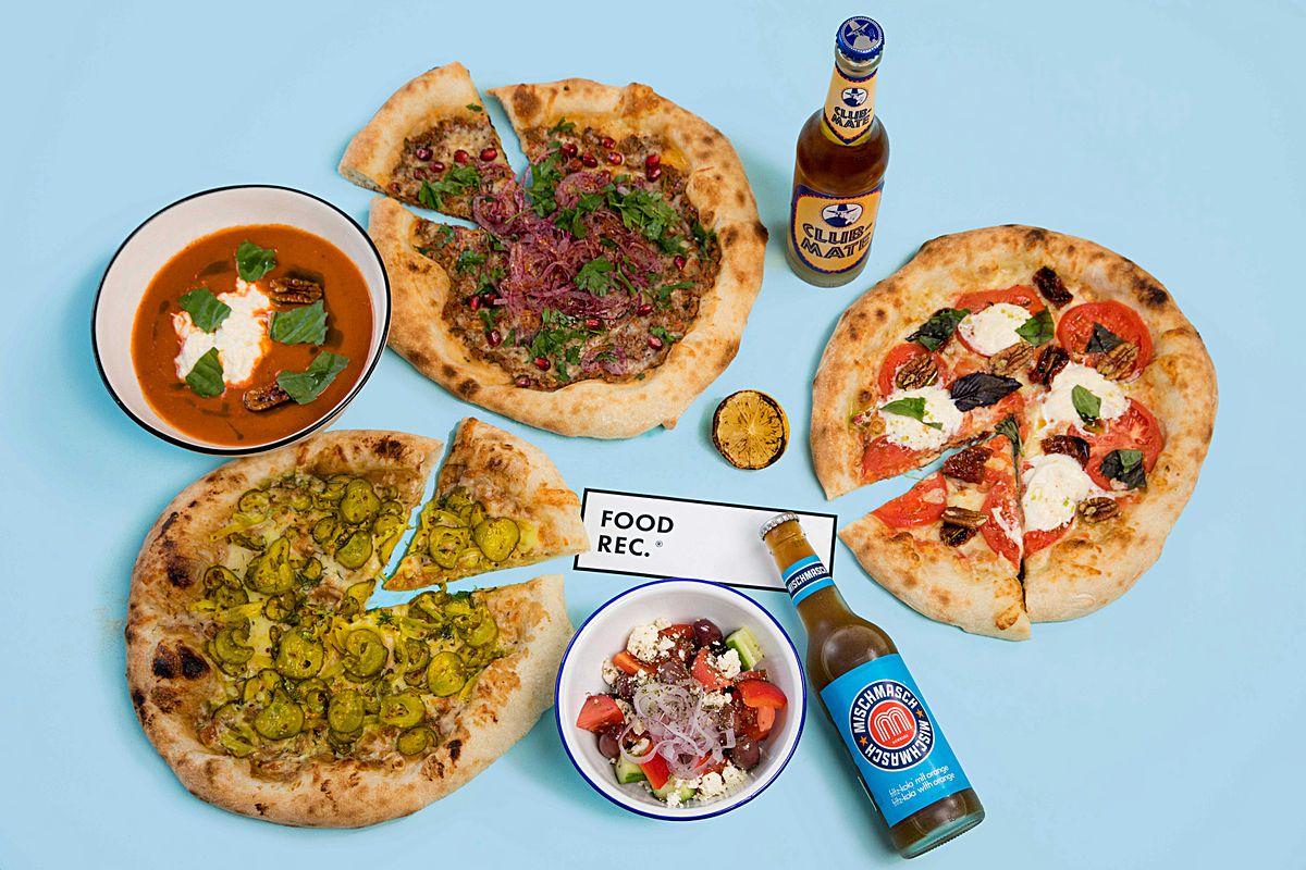 Food Rec. Pizza