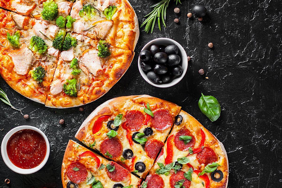 РИМ пицца