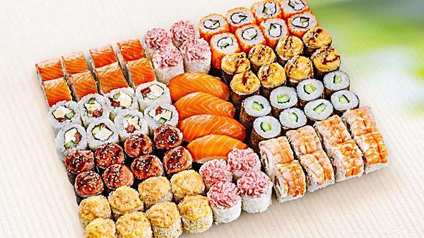 Галерея суши