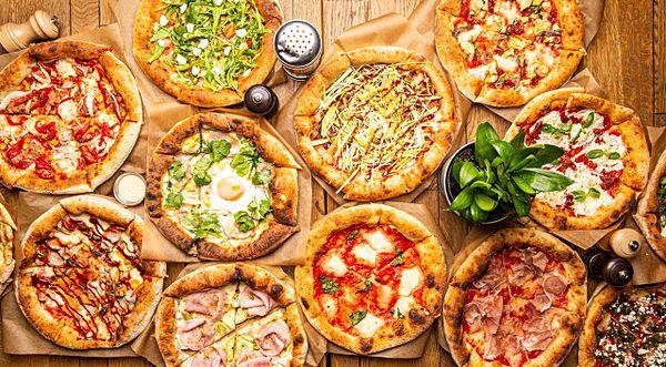 BKLYN Brooklyn Pizza Pie