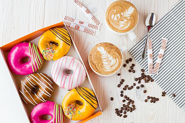 Donuts&Coffee