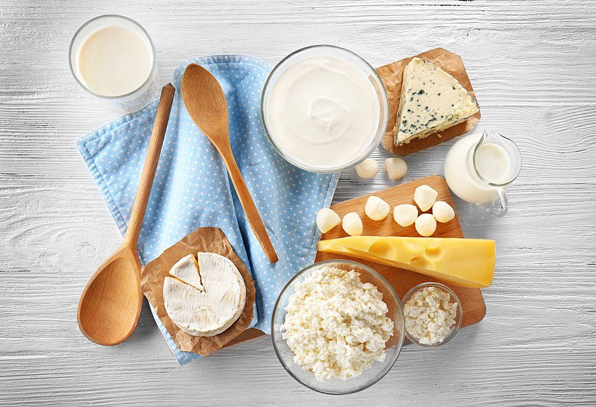 Ключевское - живые молочные продукты