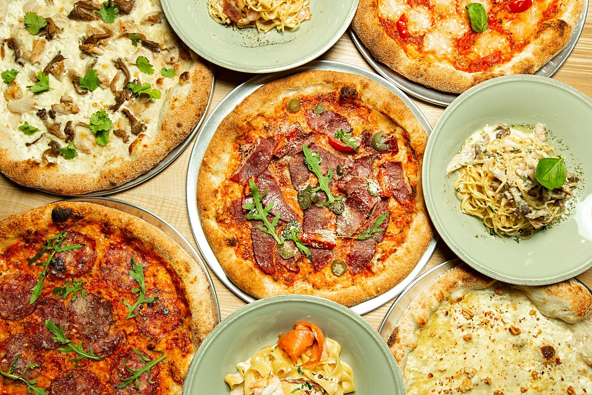 Caldo Pizza & Pasta