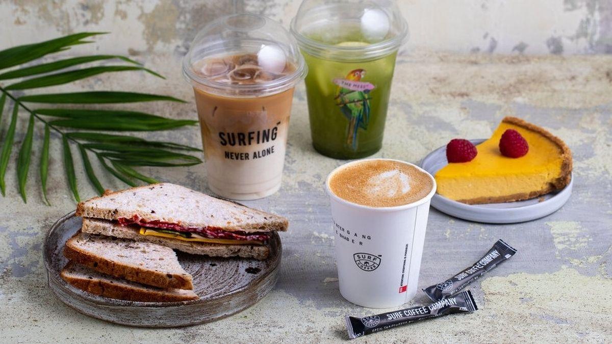 Surf Coffee x Rashpil