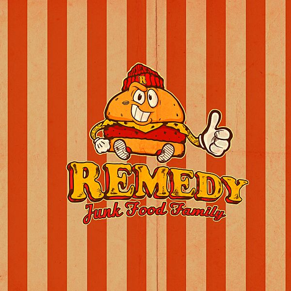 Remedy Junk Food Family