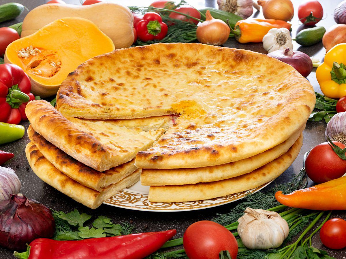 Осетинские пироги Фарн