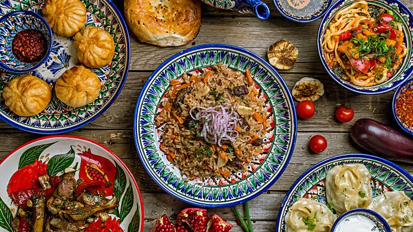 Чайхона & Kebab